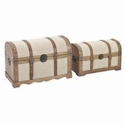cufar vintage din lemn