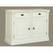 dulapuri din lemn alb