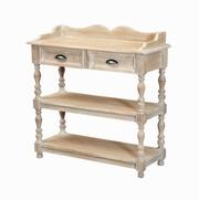etajere lemn vintage