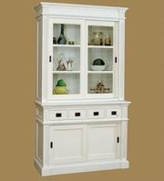 mobilier alb de bucatarie