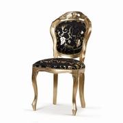 scaune aurii vintage