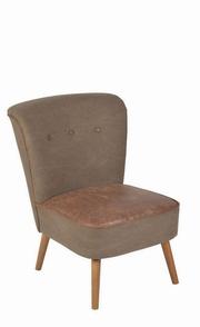 scaune piele vintage